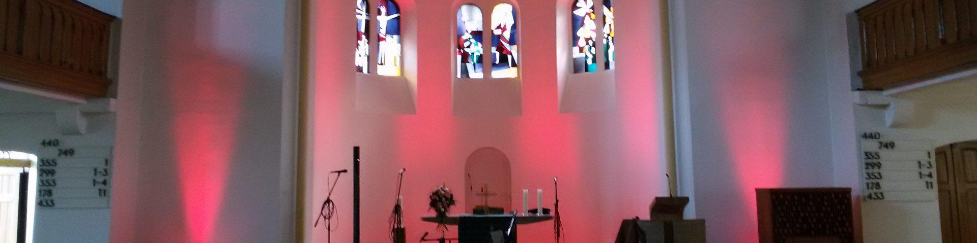 Evangelische Kirchengemeinde Essen-Kupferdreh